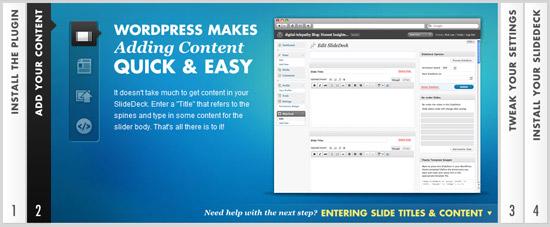 Content Slider by SlideDeck
