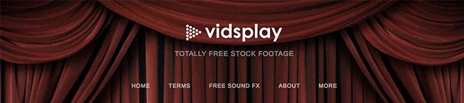 vidsplay