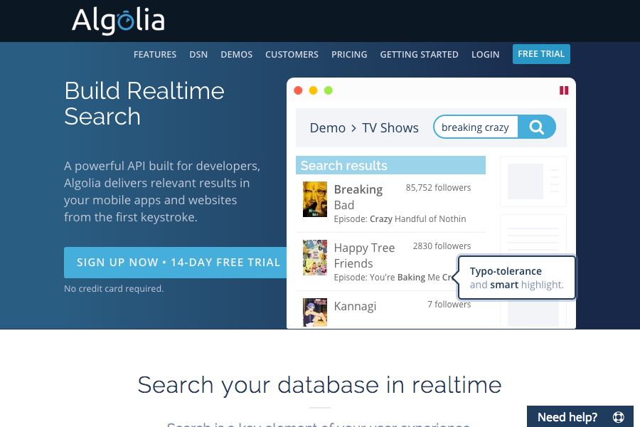 algolia-screenshot-1