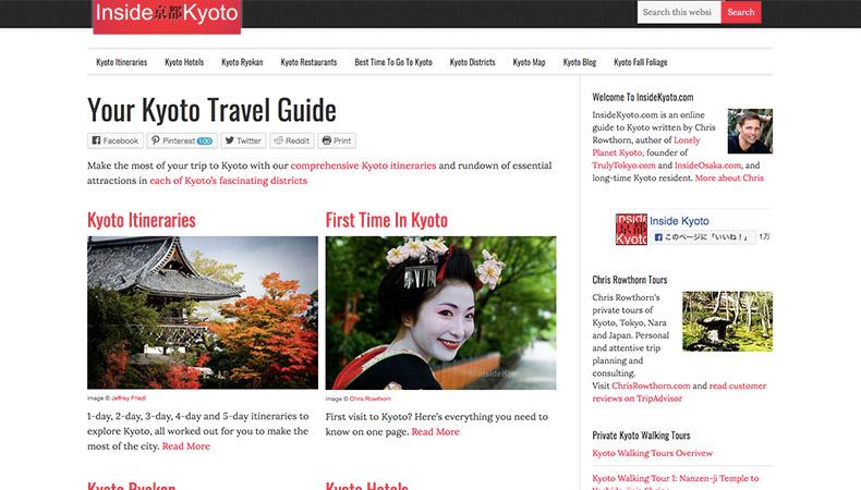 Inside Kyoto