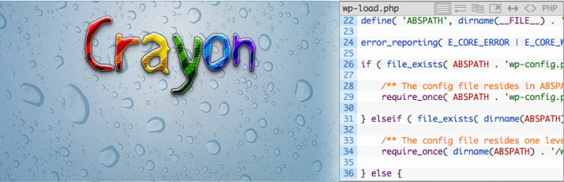 「Crayon Syntax Highlighter」のインストール