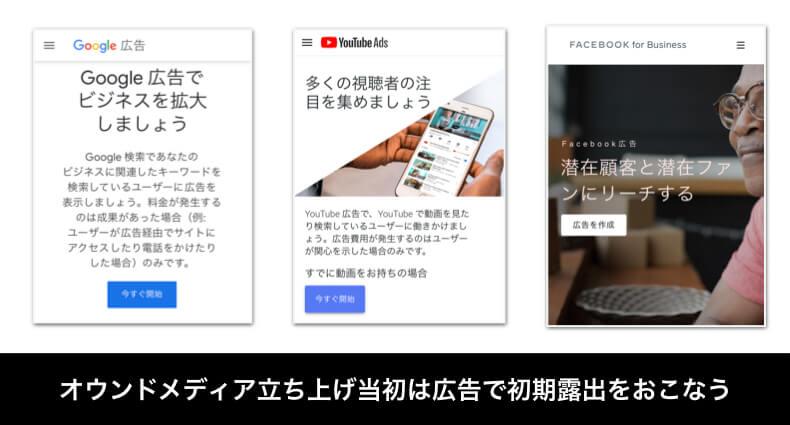広告と記事集客の組み合わせ