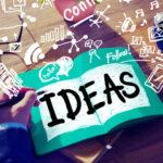 1つのブログに必要な記事のネタを無限に発掘し、マインドマップで整理する方法