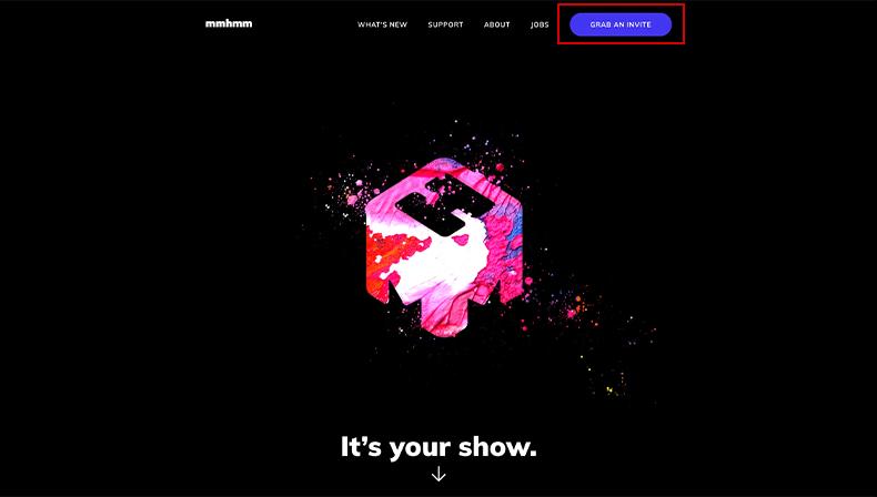 mmhmmの公式サイト