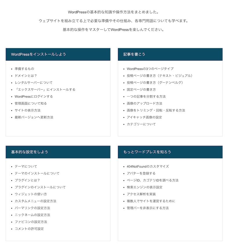 WordPress大全集