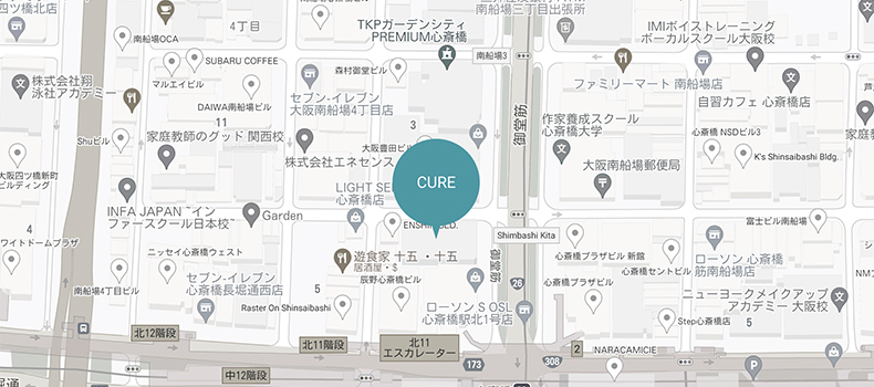 TCDテーマのGoogleマップ