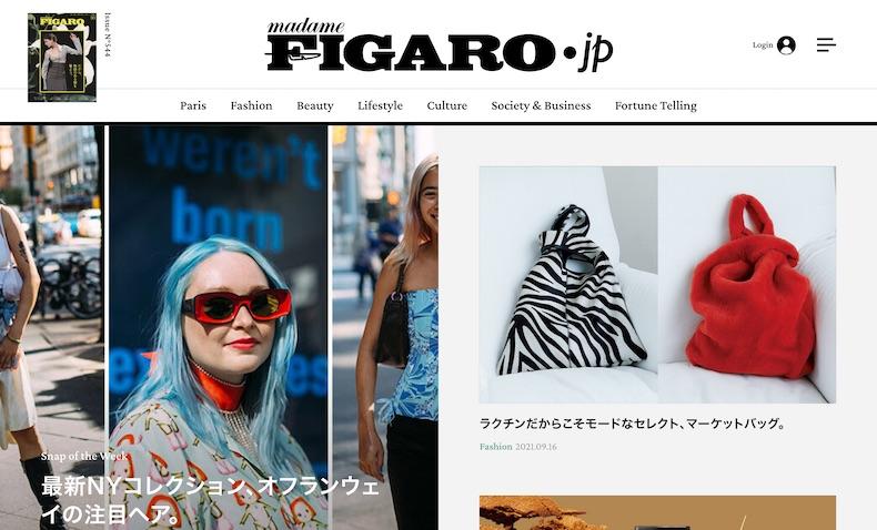 madameFIGARO.jp