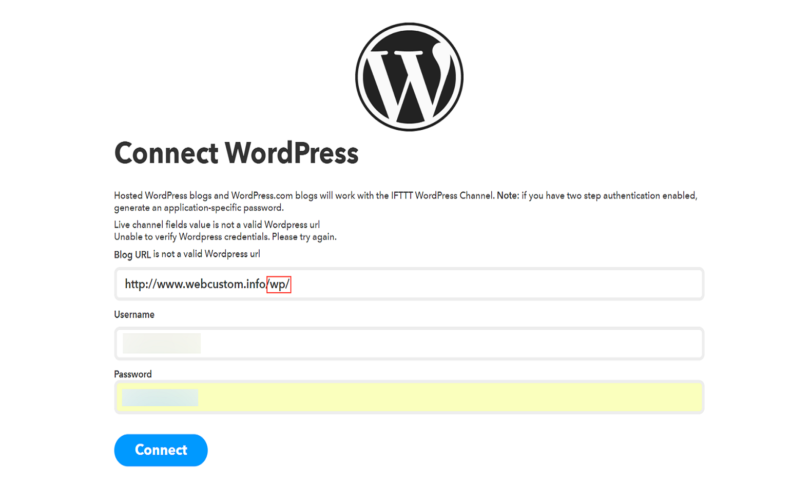 WordPressの連携方法