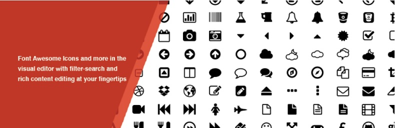 記事中にアイコンフォントを簡単に設置できるプラグイン「WP Visual Icon Fonts」